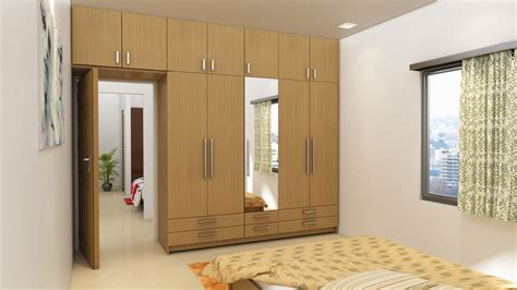 Wardrobe Loft Design by Wardrobe With Loft Design Ideas