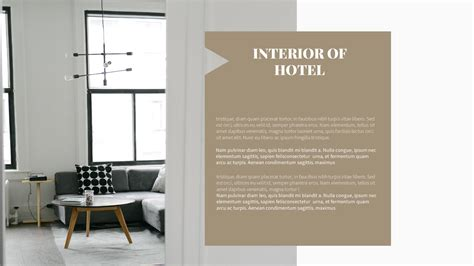 powerpoint themes for hotel hotel premium powerpoint presentation by qartwell