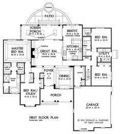 craftsman house plans on floor plans house