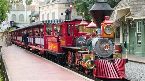 Backyard Trains Disneyland Railroad Mickey S Toontown New Orleans