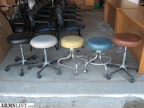 reloading bench stool armslist for sale reloading desk and shooting stools