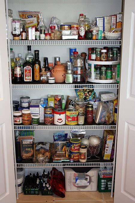 Ingredients In Pantry by Five Dinner Survival Tips For Parents Just One Donna
