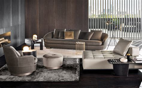 Design Living Room home minotti london