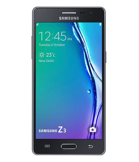 samsung z3 samsung tizen z3 8gb black gold price buy samsung tizen z3 in india on snapdeal