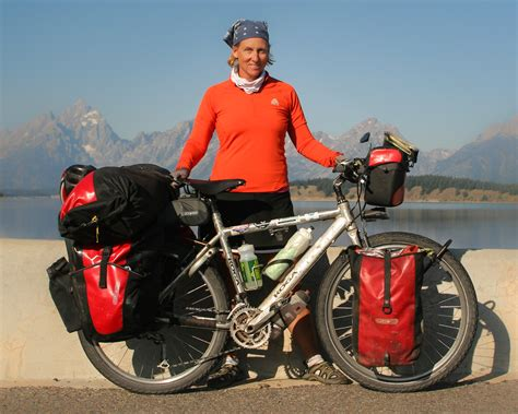 best touring bike bicycle touring essentials bike panniers tent