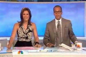 lester holt uh  today show  host oversleeps