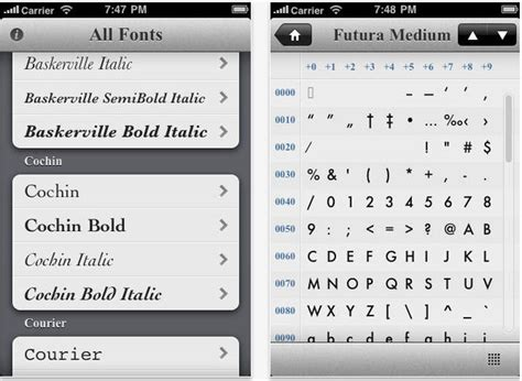 font design app ipad best ipad apps for graphic designers