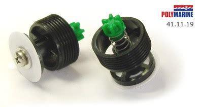 zodiac boat valve repair zodiac recessed valve insert polymarine rib inflatable