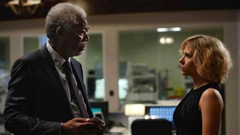 film lucy quel public morgan freeman s new movie says you use just 10 percent of