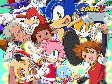 Sonic X Wallpaper   Sonic X Wallpaper (242535)   Fanpop