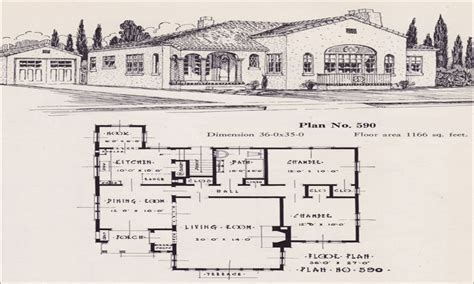 spanish colonial architecture floor plans 1920 spanish revival house plans spanish colonial revival style architecture house plans in