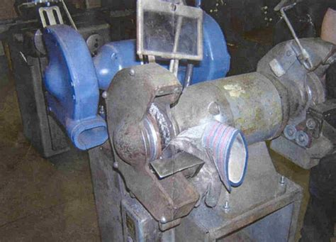 Pedestal Bench Grinder Attachment Browser Bench Grinder And Glove Together Jpg