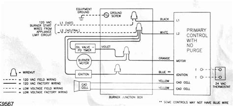 burner wiring diagram 33 wiring diagram
