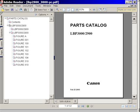 cara reset printer canon lbp2900 canon lbp 2900 lbp3000 laser printer parts catalog
