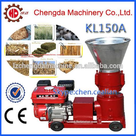 Paper Pellet Machine - 13hp paper pellet mill with diesel engine buy peanut