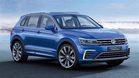 Volkswagen Tiguan Hybrid 2020 by Vw Cross Blue Release Date Best Car News 2019 2020 By