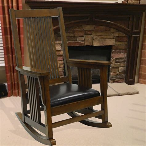 mission style chair plans mission style outdoor rocking chair woodworking projects