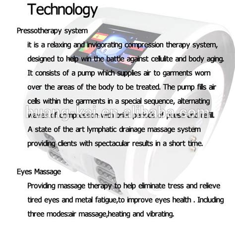 Lymphatic Drainage Eye Detox by Best Selling Products Eye Massager Air Pressure Far