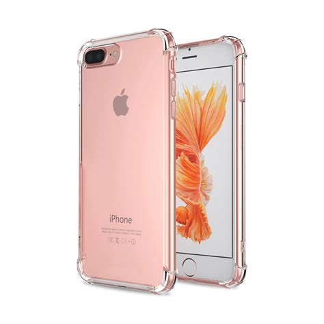 apple iphone 7 plus 8 plus anti shock back cellbell
