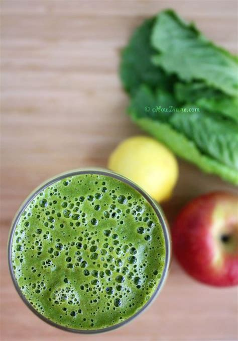 Healthy Skin Detox Smoothie by Green Smoothie Detox Smoothie And Elixir For