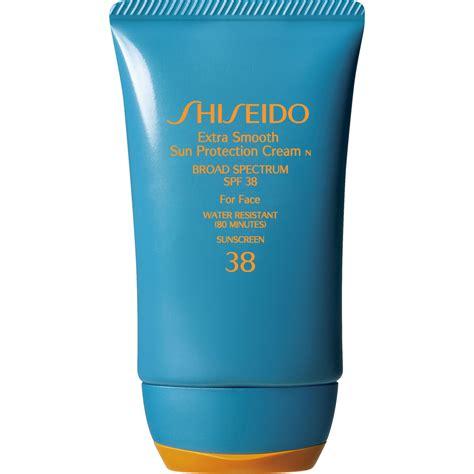 Shiseido Sunscreen shiseido smooth sun protection n for