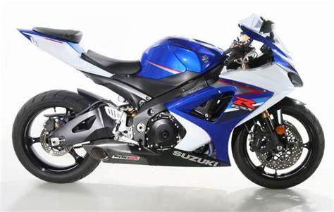 07 Suzuki Gsxr 1000 Suzuki Gsxr 1000 07 08 Taylormade Exhaust From Bikebling