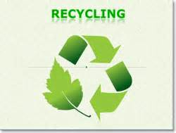 recycle sign template recycle symbol powerpoint templates