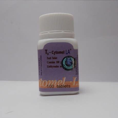 Cytomel Gainz Lab 100 Tabs T3 T 3 Liothyronine Sodium 25mcg Gain Z Lab t3 cytomel la pharma leer comprar evaluar y volver
