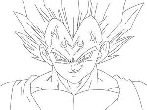 Goku Vs Vegeta Coloring Pages Printable Coloring Pages