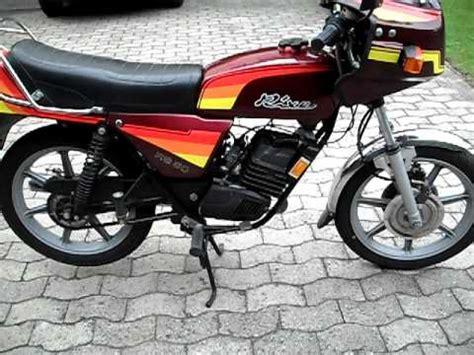 Sachs Motor 80 by Rixe Rs 80 Sw Leichtkraftrad Mit Sachs Motor