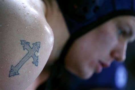 polo tattoo olympic ink 50 more tattoos on the world s best athletes