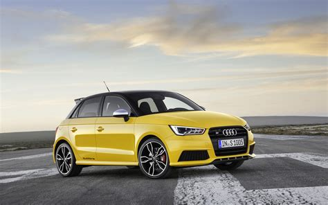 Interior Home by 2014 Audi S1 Amp S1 Sportback Yellow Static 3