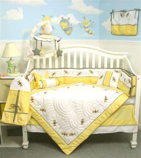 Dragonfly Crib Bedding Set by Soho Dragonflies Crib Nursery Bedding Set 10pc