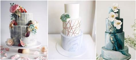 Wedding Cake Ideas 2017 by 23 Unique And Marble Wedding Cake Ideas