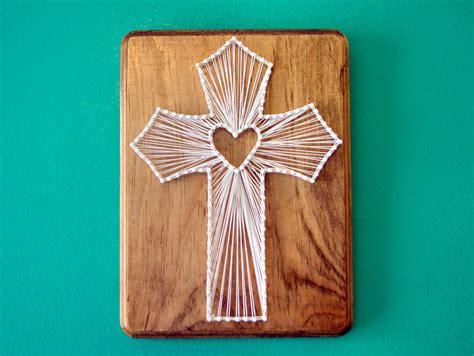 Cross String Art Cross String Template