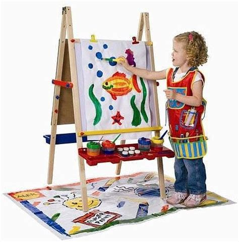 magnetic easel for toddlers easel alex toys magnetic artist board kids children craft