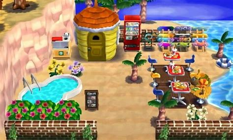 happy home designer tips frita s fast food restaurant animal crossing happy home
