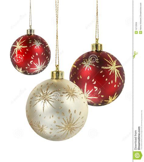 decorated christmas balls stock photo image of decorating