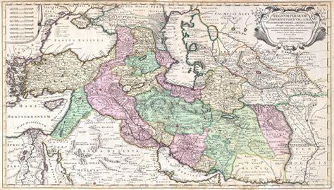 persian ottoman wars ottoman habsburg wars map
