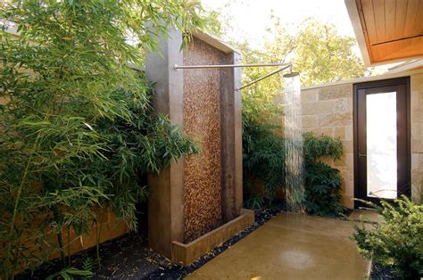 Outdoor Bathrooms Ideas Outdoor Shower Ideas For Fantastic Summer