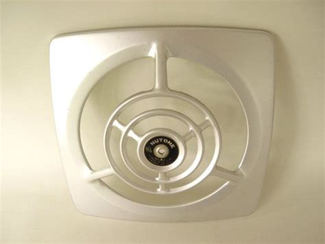 nutone exhaust fan cover nutone kitchen exhaust fan grate cover 8060 by
