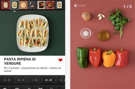 basi della cucina italiana 5 anni di apple store le migliori 10 app di cucina