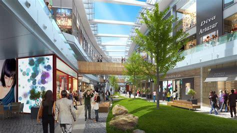 upcoming mall project creates record growth  libart
