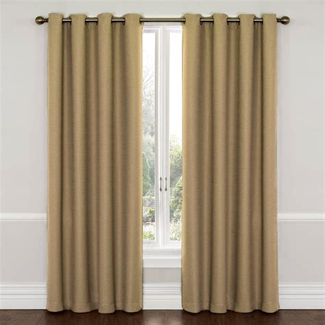 washing blackout curtains eclipse deron blackout grommet window panel walmart com