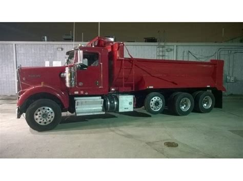 kenworth w900 for sale in houston tx kenworth w900 dump trucks for sale 136 used trucks from 9 500