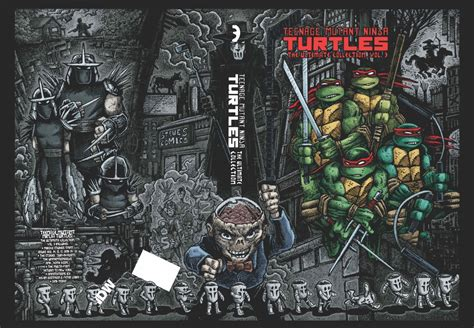 mutant turtles the idw collection volume 2 idw mutant turtles ultimate collection vol