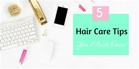you must care to know how to style short hair 5 hair care tips you must know for healthy hair aldora muses