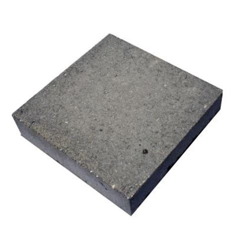 16 in x 4 in x 16 in concrete solid smooth trailer pad