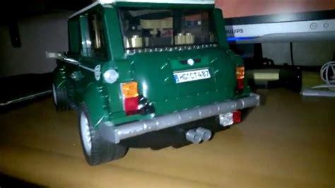 custom lego mini cooper lego mini cooper custom