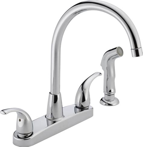 kitchen sink with faucet peerless p299578lf choice kitchen faucet review